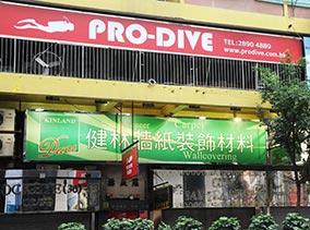 PRO DIVE HK