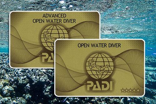 PADI 5star_card